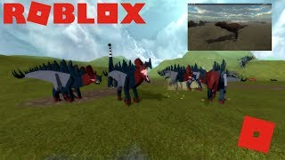 Roblox Dinosaur Simulator - Biggest Mega Pack! + Era Of Terror Gameplay