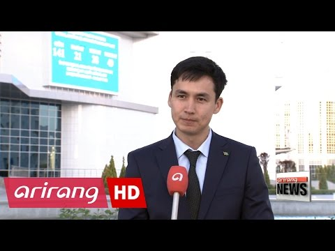 Turkmenistan fully prepared to host the AIMAG 2017