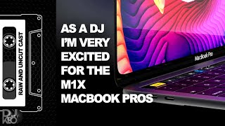 I'm a windows 10 user excited for the new M1X Macbook Pros