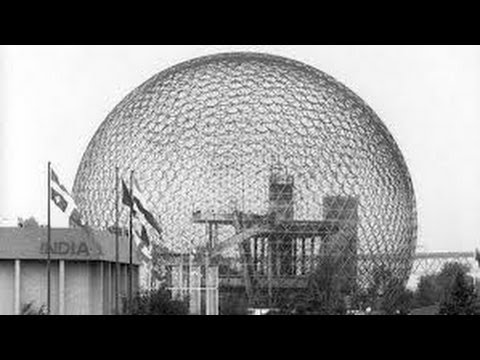 Simple Geodesic Dome Explanation