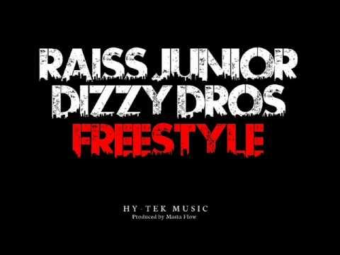 Freestyle - RJ feat. Dizzy DROS