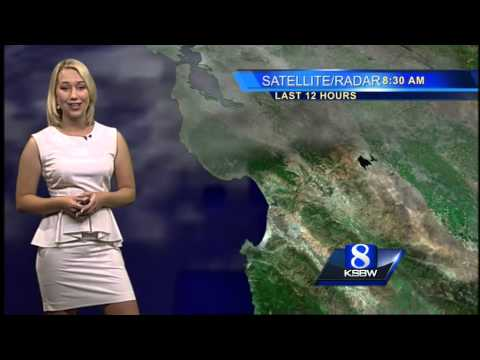 Start your Sunday with KSBW Weather from Tracy Hinson 1.18.15