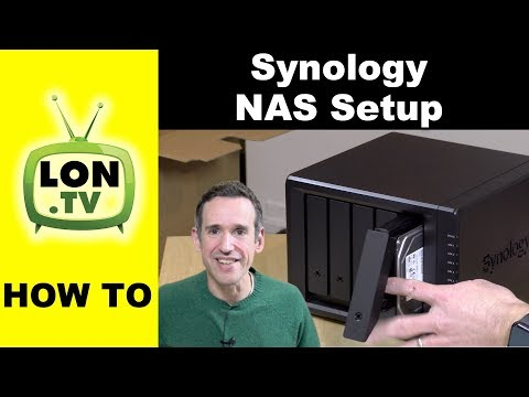 How To Set Up A Synology NAS With The New DS1019+