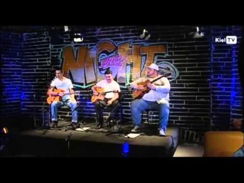 The Gypsy Heartbeats live im Offenen Kanal - 25-04-2015