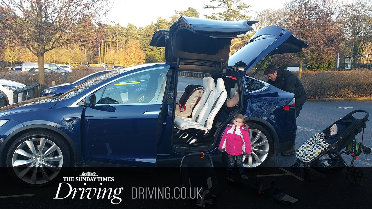 Toddler Car Dashboard Can A Tesla Model X Deal With Children Car Seats And