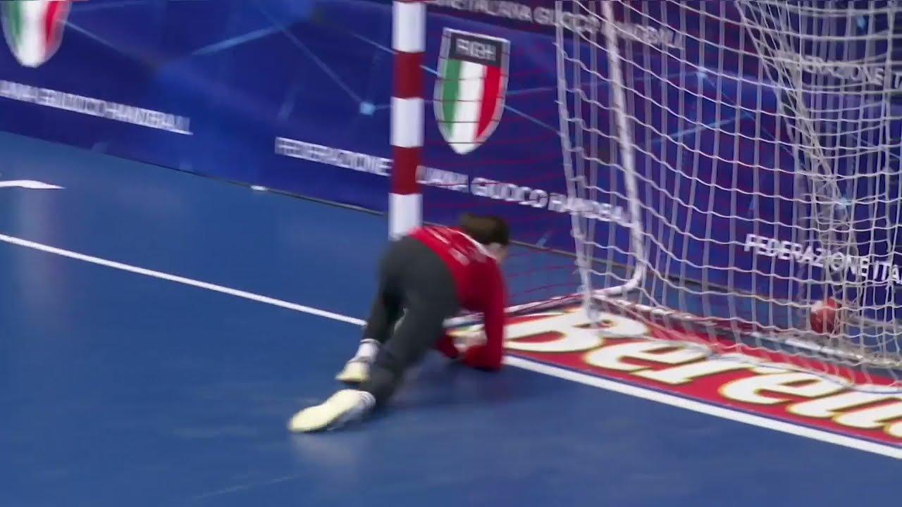 Coppa Italia 2021   Finale   Oderzo - Salerno 30-20