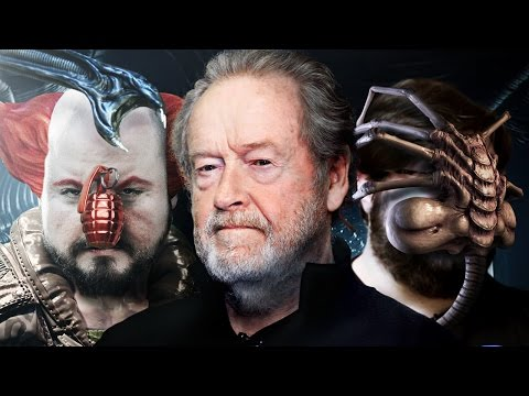 Ridley Scott ADOROU o Ozob! | NerdOffice S08E19
