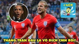 Bình luận World Cup 2018 | Choáng khi nhìn vào những sự thật của truyền thông nước Anh