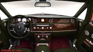 "Rolls-Royce Phantom 2015 ""Aurelian Velsheda"" Bespoke RR Phantom Coupe 2015 CARJAM TV 4K 2016"