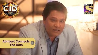 Your Favorite Character   Abhijeet Connects The Dots   CID