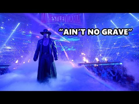 WWE - The Undertaker Tribute - Ain't No Grave | 2017