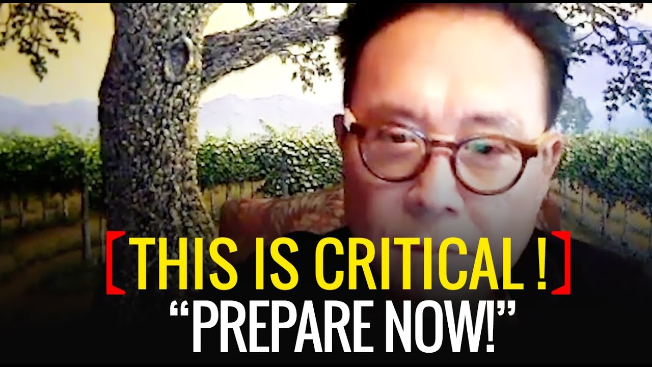 PREPARE NOW! | IT'S Happening All Over Again (Robert Kiyosaki)