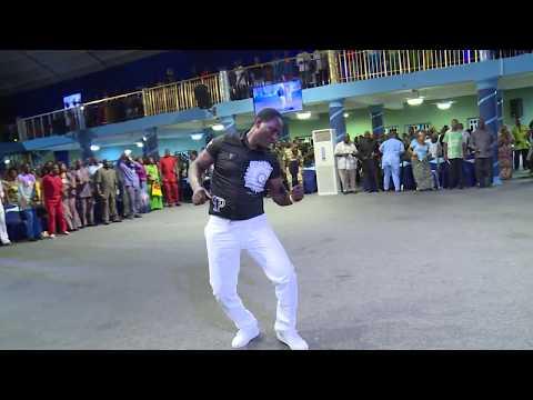 Prophet Jeremiah Dance to God