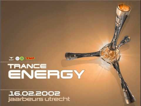 Cosmic Gate - Live at Trance Energy Full Set (2-16-2002)