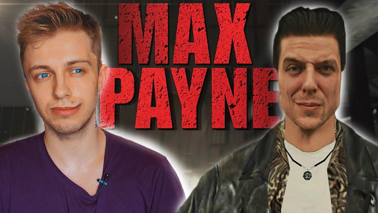 Как я поиграл в MAX PAYNE 1!