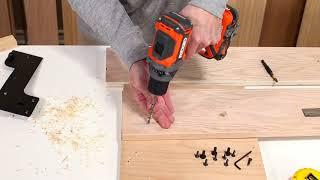 Part 4 DIY Murphy Bed Frame Construction
