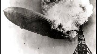 Hindenburg Disaster Footage - Explosion Documentary Movie