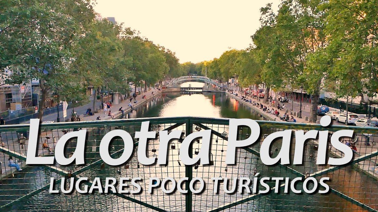 Paris 4, lugares poco turísticos - FRANCIA 4