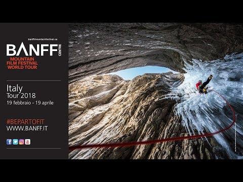 2017-18 Banff Mountain Film Festival World Tour Italy - Intro