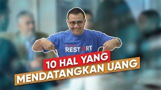 10 HAL YANG MENDATANGKAN UANG - Tom MC Ifle