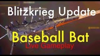 CoD WWII Blitzkrieg DLC Weapons & Update | Baseball Bat Live Gameplay | Insane Donation by REAPER!!!