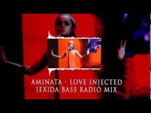 EUROVISION 2015 (Latvia): Aminata - Love Injected ([Ex] da Bass Radio Mix)