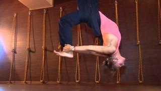 Фитнес Империя - йога в воздухе(, 2014-05-01T07:26:23.000Z)