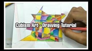 Cubism Art - Drawing Tutorial