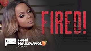 True Tea on Phaedra Parks Getting Fired From Real Housewives of Atlanta 💯  (Season 9)