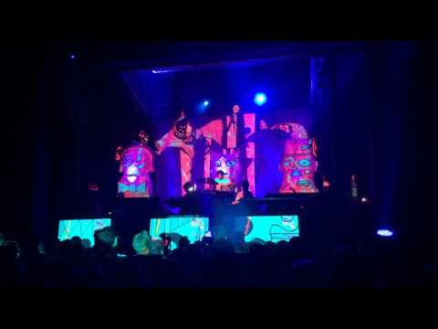Animal Collective - Pride And Fight, Live At The Observatory Santa Ana, CA 6/24/17