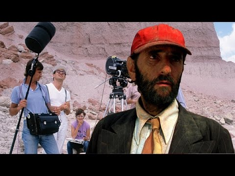 Making PARIS, TEXAS with Harry Dean Stanton