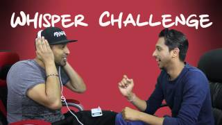 The Whisper Challenge | MrKerrah ft IamKpatel thumbnail