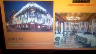 ТОП 10 Лучших отелей Москвы(Посмотрите этот топ, подпишитесь на канал, оставьте комментарий, поставьте лайк и тогда топы будут выходить..., 2015-12-17T16:25:53.000Z)