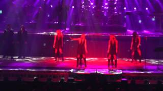 Trans-Siberian Orchestra 11/18/15: 9 - Christmas Canon Rock - Erie, PA Opening Day TSO Full Show