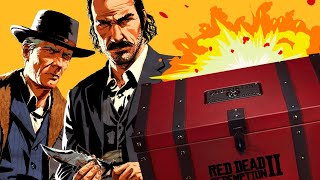 Unboxin' This Here Red Dead 2 Collector's Box! - Up at Noon Live!