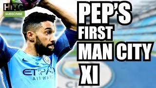 Pep Guardiola's FIRST Man City XI: Where Are They Now?
