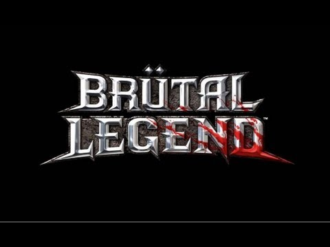 Brutal Legend - Lair of the Metal Queen - Gameplay PC [HD]