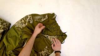 Видео обзор костюма мужского горка Гамма Ukraine Digital Pixel от 'Chameleon'