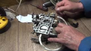 Карбюратор  К 151 В  на ремонт  от  подписчика