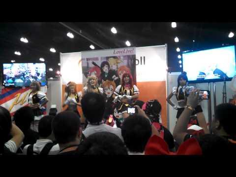 AX 2014 - Love Live! Wonderful Rush