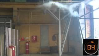 Vector Испытания(Натурные испытания результатов гидравлических расчетов автоматической установки газового пожаротушения..., 2015-07-29T13:25:48.000Z)