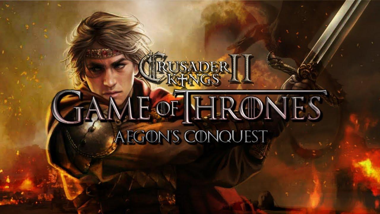 Lets Play CK2 AGOT 1 9: Aegon's Conquest | Ep1