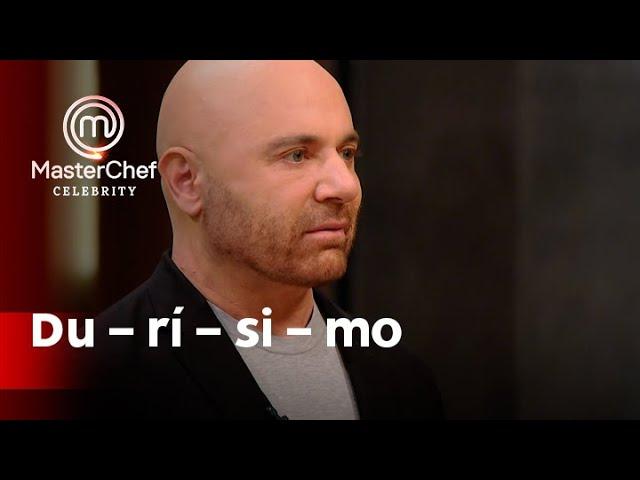 Tremendo reto del jurado para Rocío Marengo - MasterChef Argentina 2020
