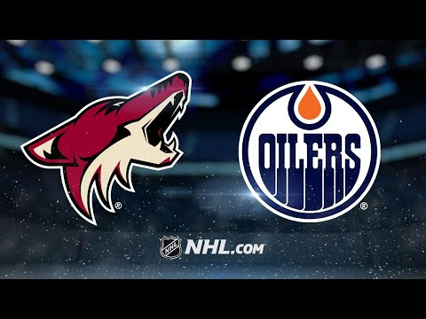 Nugent-Hopkins scores OT winner as Oilers top Coyotes
