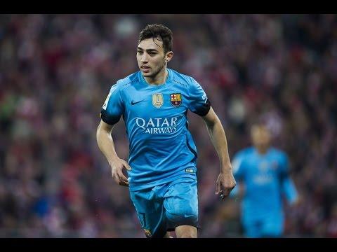 Munir El Haddadi 2015/2016 ● FC Barcelona