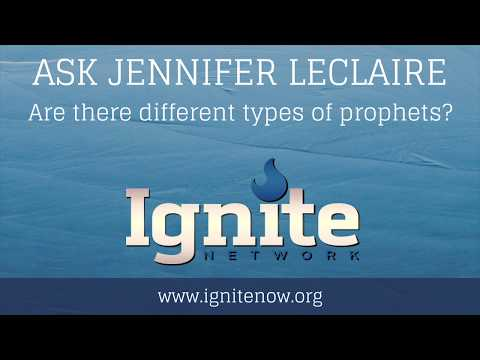 Are There Different Types Of Prophets? | Ask Jennifer LeClaire | Ignite Prophetic Network