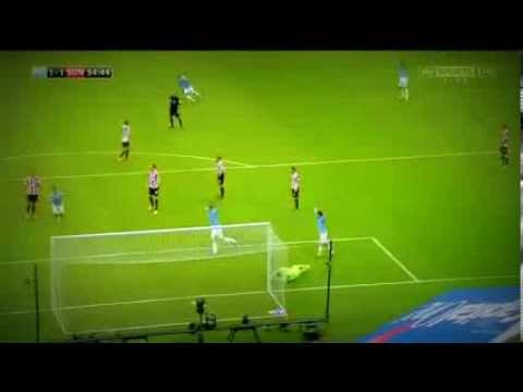 Final Capital One Cup 2013-14 | Manchester City 3-1 Sunderland