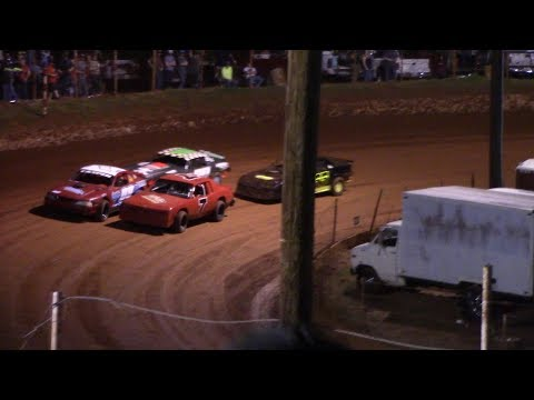 Winder Barrow Speedway Street Stock Feature Race 4/6/19