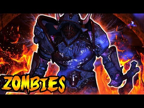 Black Ops 4 Zombies: GIANT BOSS, Zombie TIGERS, God Weapons! IX & Voyage Of Despair Breakdown