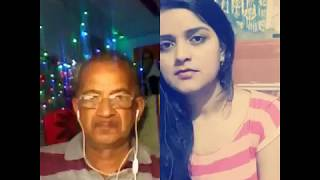 Teri mohabbat ne dil mein maqam kar diya. . . . . by Prabhu Dayal Dixit and Jashmine
